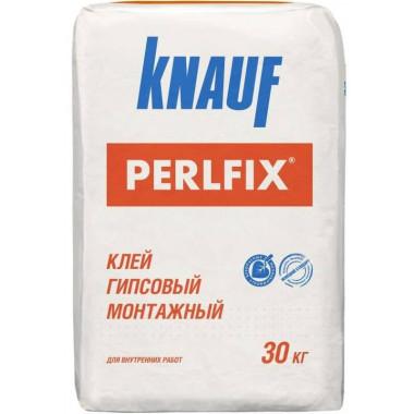 Knauf «Perlfix» клей гипсовый монтажный (30 кг)
