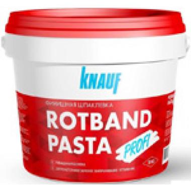 Knauf «Rotband Pasta Profi» Шпаклевка готовая финишная (18 кг)