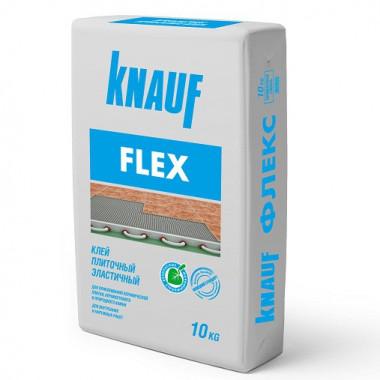 Клей для плитки Knauf Флекс эластичный 10 кг - купить оптом, в розницу