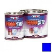 Грунт-эмаль ТЕКС Ржавostop синяя 2кг (6шт/уп) - купить оптом, в розницу
