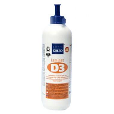 Kiilto «Laminat D3» клей для паркета: ламинированный и дощатый (3/4 л)