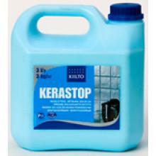 Kiilto «Kerastop» Для влагоизоляции стен во влажных помещениях перед наклеиванием кафеля (3 л)