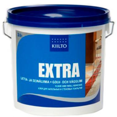 Kiilto «EXTRA» Клей для пола и стен (3 л)