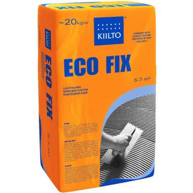 Kiilto «ECO FIX» клей для плитки (20 кг)