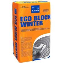 Kiilto «Eco Block Winter» Клей для газобетонных блоков зимний (25 кг)