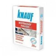 Шпатлевка гипсовая финишная КНАУФ Ротбанд-Финиш 25кг (45шт/под) - купить оптом, в розницу