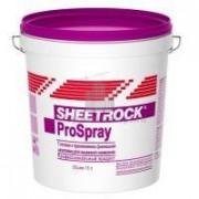 Шпатлевка готовая финишная Danogips SHEETROCK ProSpray (15л/25кг) 48шт/паллета - купить оптом, в розницу