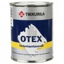 Грунт TIKKURILA адгезионный быстрого высыхания OTEX алкид оова База С 2,7л 3шт/уп ДЛЯ КОЛЕРОВ - купить оптом, в розницу