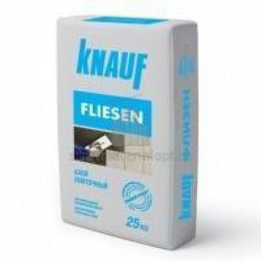 Клей КНАУФ Флизен 25кг (36шт/под) плиточный - купить оптом, в розницу