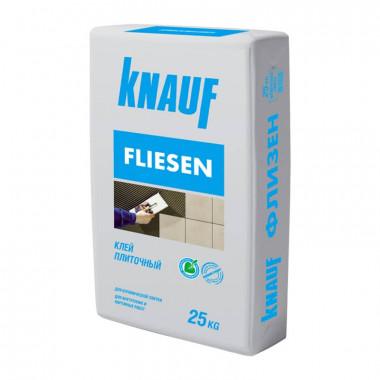 Knauf «Fliesen» Клей для облицовочной плитки (25 кг)