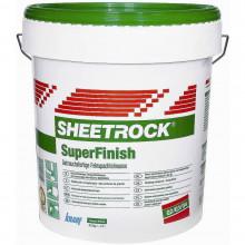 Sheetrock «Superfinish» шпатлевка универсальная (28 кг)