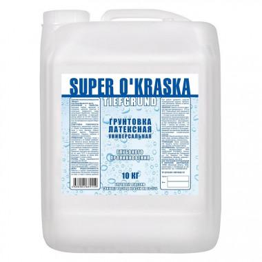 Грунтовка универсальная Super O'Kraska Tiefgrund 10 кг - купить оптом, в розницу