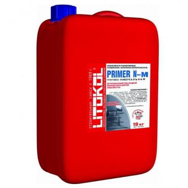 Грунтовка Litokol Primer N-м универсальная 10 кг - купить оптом, в розницу