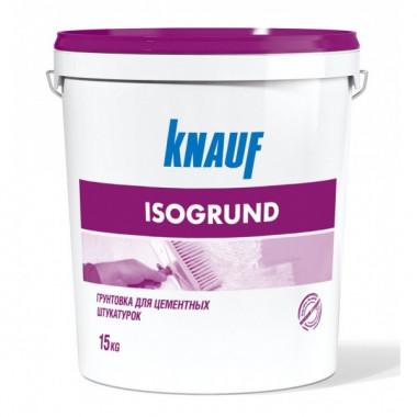 Грунтовка Knauf Изогрунд 15 кг - купить оптом, в розницу
