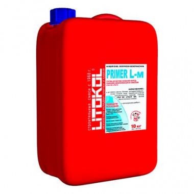 Грунтовка универсальная Litokol Primer L-m 10 кг - купить оптом, в розницу
