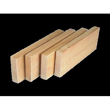Доска обрезная (ГОСТ) 25х100х6000 Сосна - Ель Ед.изм. 1 м3 длина 6м