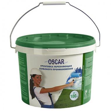 Грунтовка глубокого проникновения Oscar укрепляющая 10 кг - купить оптом, в розницу