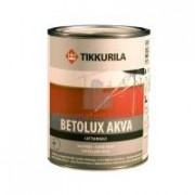 Краска для пола TIKKURILA BETOLUX  AQUA 18л оова А - купить оптом, в розницу