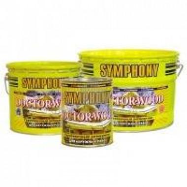 Антисептик SYMPHONY для деревянных поверхностей DOCTOR WOOD 2,7л ж/б - купить оптом, в розницу