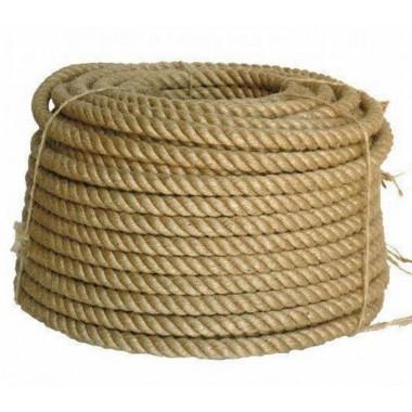 Веревка из льна 16 мм