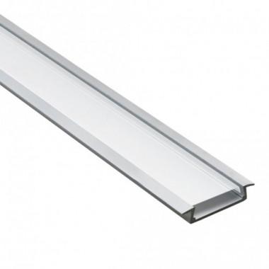 Встраиваемый алюминиевый профиль AN-P276 (37*25mm)
