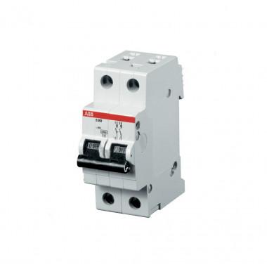 Автоматич.выкл-ль 2-полюсный S202 B16