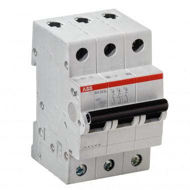 Автоматич.выкл-ль 3-пол. SH203L C63