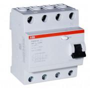 Выкл.диф.тока 4мод. F204 AC-125/0,03