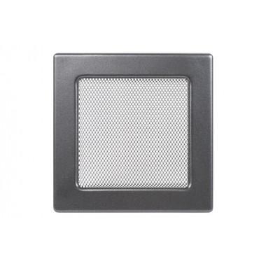 Вент. решетка 170х170 мм белый,кремовый, графит, нержавейка, черный