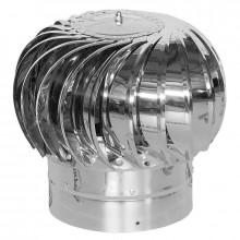 Турбодефлектор ТД-100 Нержавеющая сталь