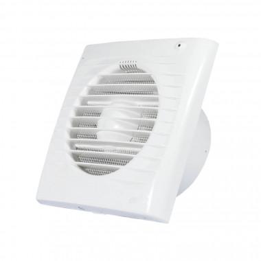 Вентилятор осевой вытяжной c антимоскитной сеткой D 150