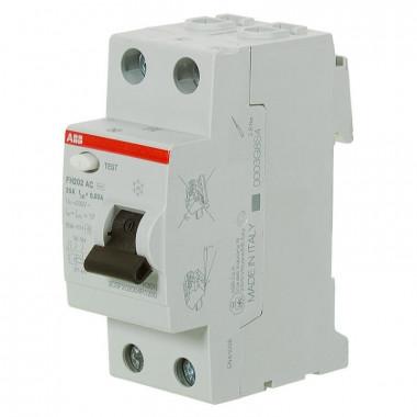 Выкл.диф.тока 2мод. F202 AC-63/0,03