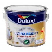 Dulux ULTRA RESIST [ Кухня и Ванная ] 2,5 кг