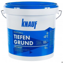 Грунтовка  KNAUF  ТИФЕНГРУНД глубокого проникновения  морозостойкая 10 кг